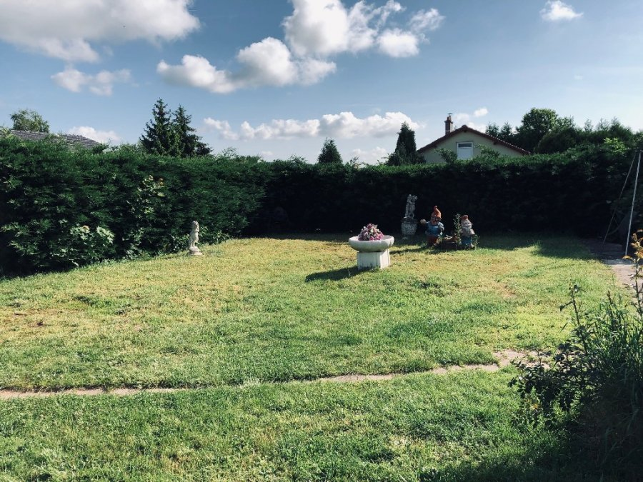 acheter terrain constructible 0 pièce 0 m² freyming-merlebach photo 1