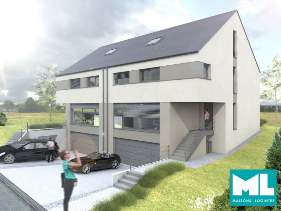 acheter maison mitoyenne 4 chambres 175 m² hollenfels photo 1