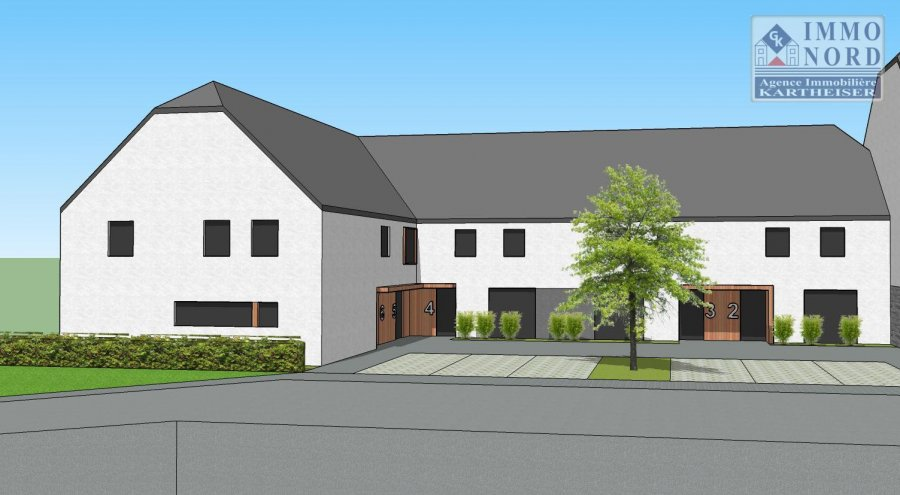 acheter maison mitoyenne 3 chambres 128 m² hosingen photo 1