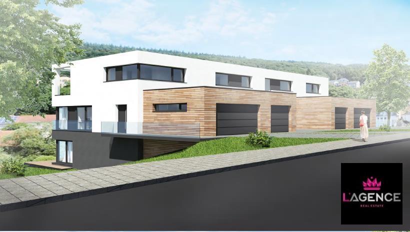 acheter maison mitoyenne 4 chambres 190 m² bollendorf-pont photo 1