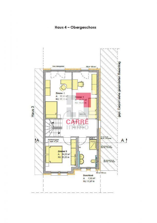 reihenhaus kaufen 4 schlafzimmer 175.38 m² dudelange foto 3