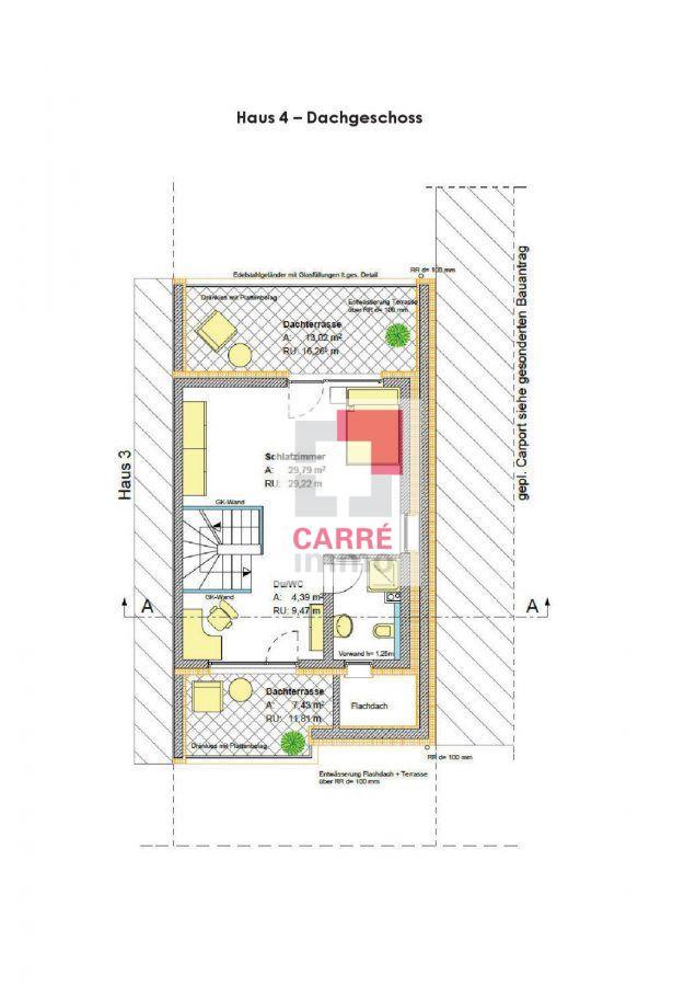 reihenhaus kaufen 4 schlafzimmer 175.38 m² dudelange foto 4