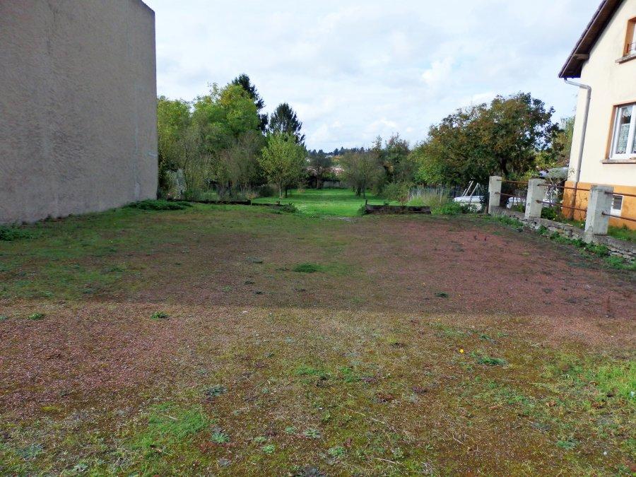 Terrain constructible à vendre à Boulay-moselle