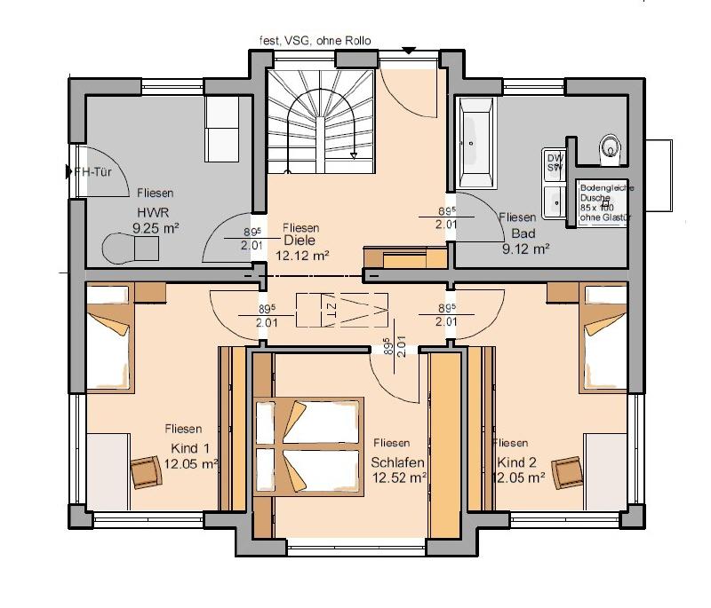 haus kaufen 5 zimmer 132 m² klüsserath foto 3
