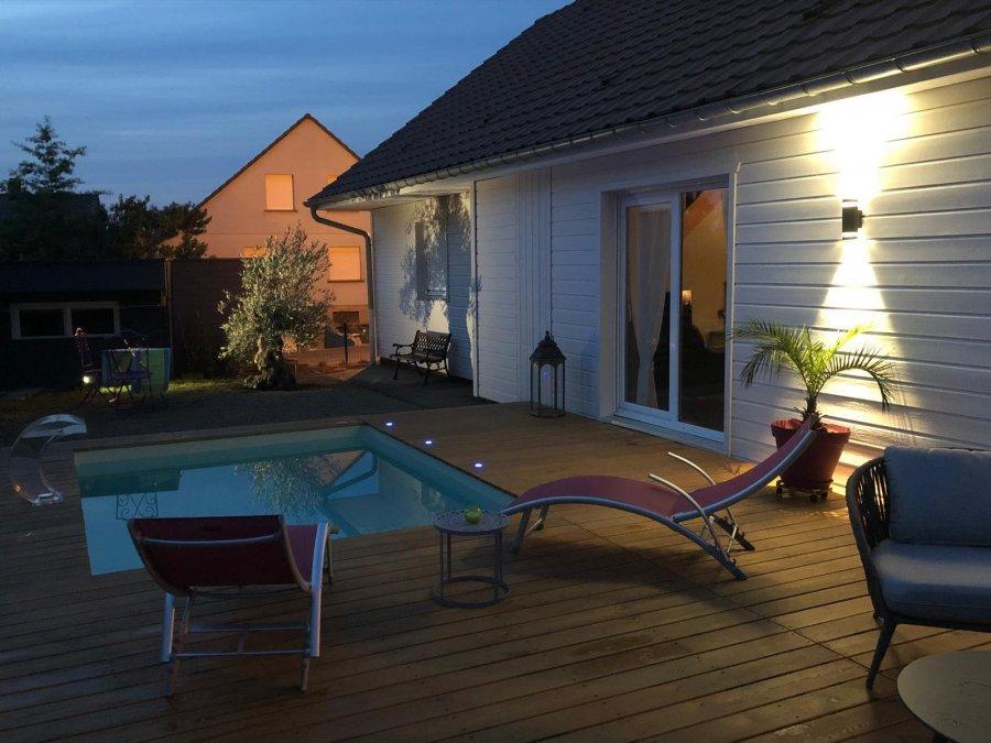 Maison à vendre F5 à Phalsbourg