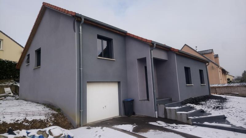 Maison à vendre 3 chambres à Metzervisse