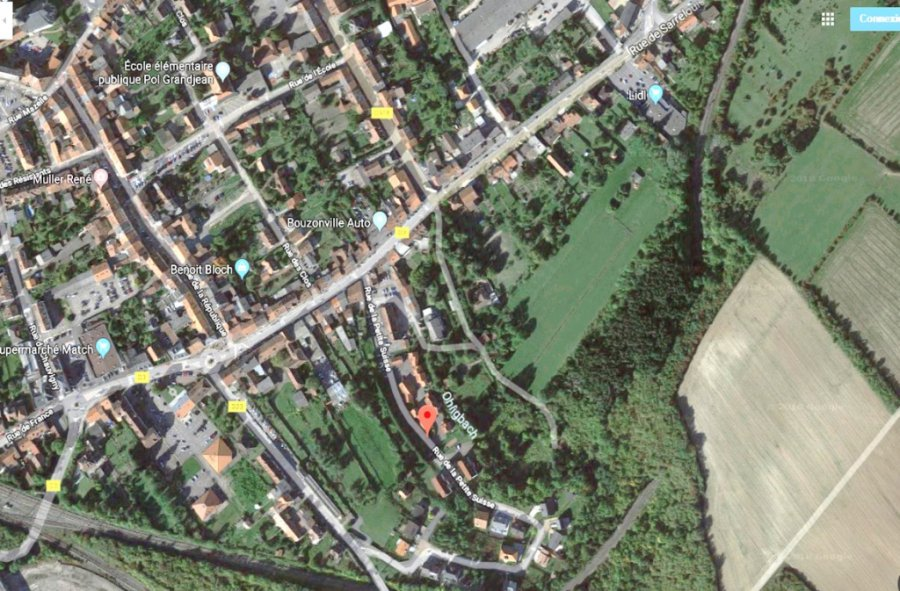 acheter terrain constructible 0 pièce 568 m² bouzonville photo 2