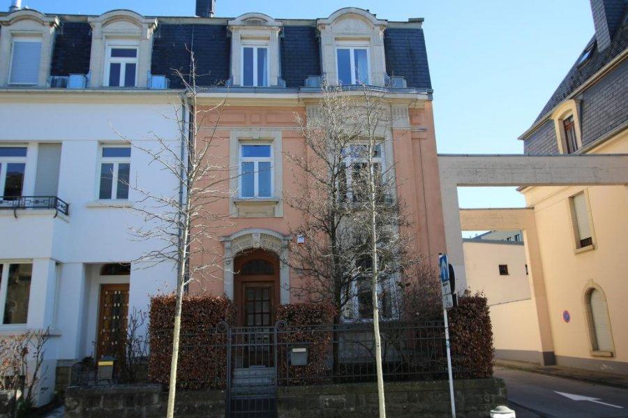 acheter maison jumelée 4 chambres 180 m² luxembourg photo 1