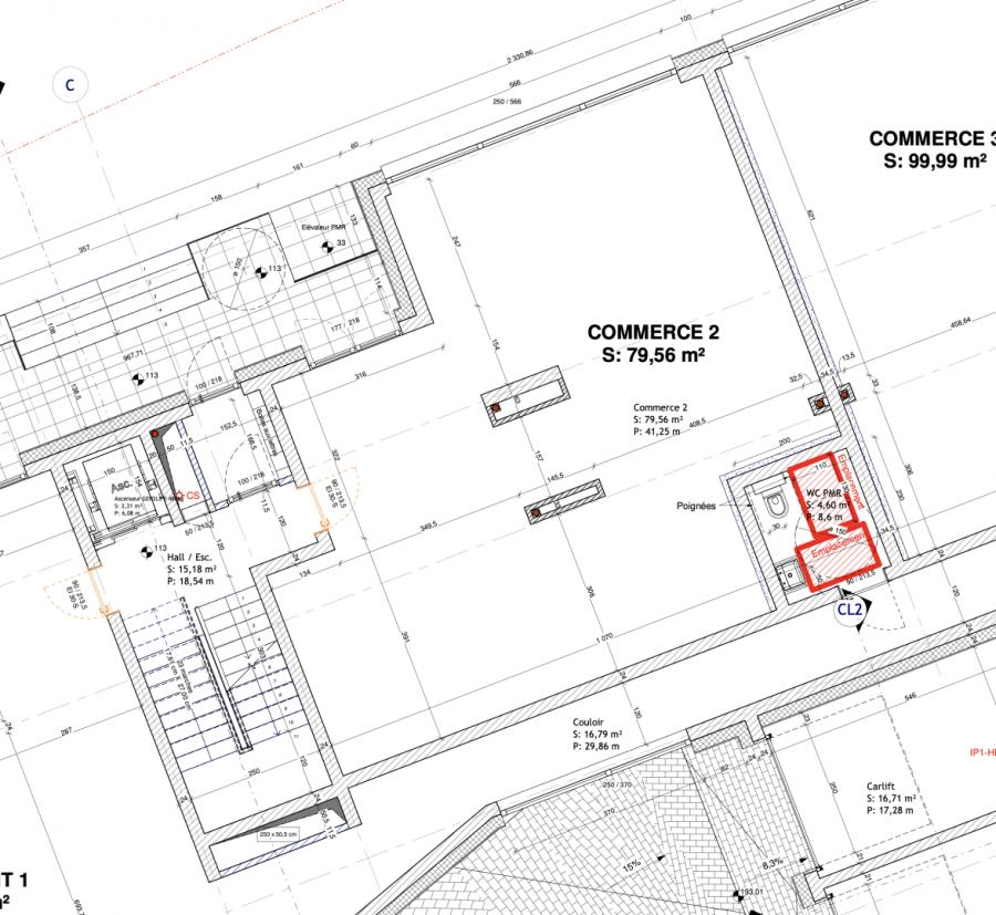 ladenfläche kaufen 0 schlafzimmer 79.56 m² mondorf-les-bains foto 4