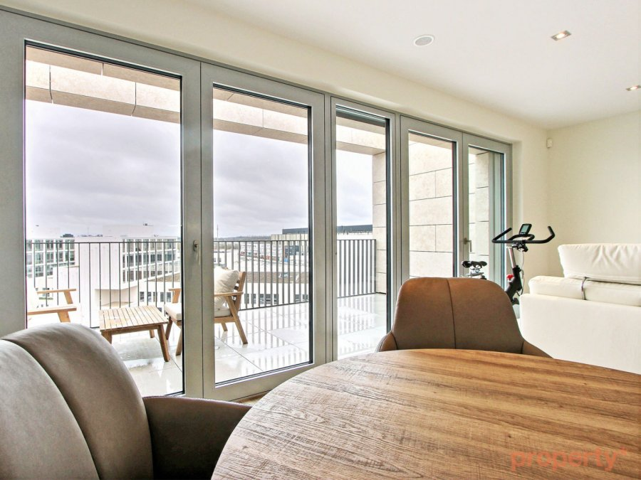 louer penthouse 2 chambres 81 m² luxembourg photo 2
