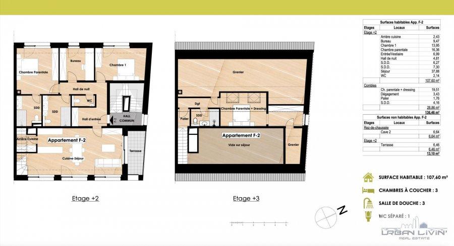 wohnung kaufen 4 schlafzimmer 136 m² kehlen foto 3