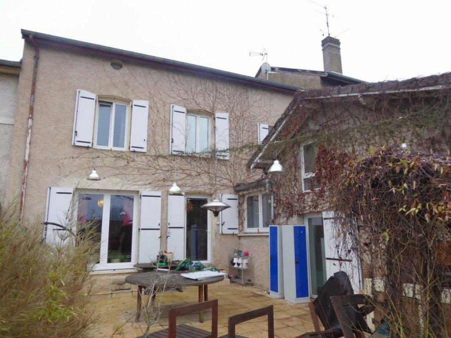 acheter maison mitoyenne 6 pièces 0 m² conflans-en-jarnisy photo 1