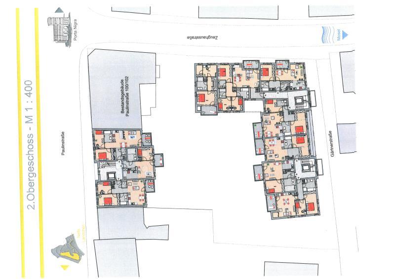 wohnung kaufen 3 zimmer 76.64 m² trier foto 4