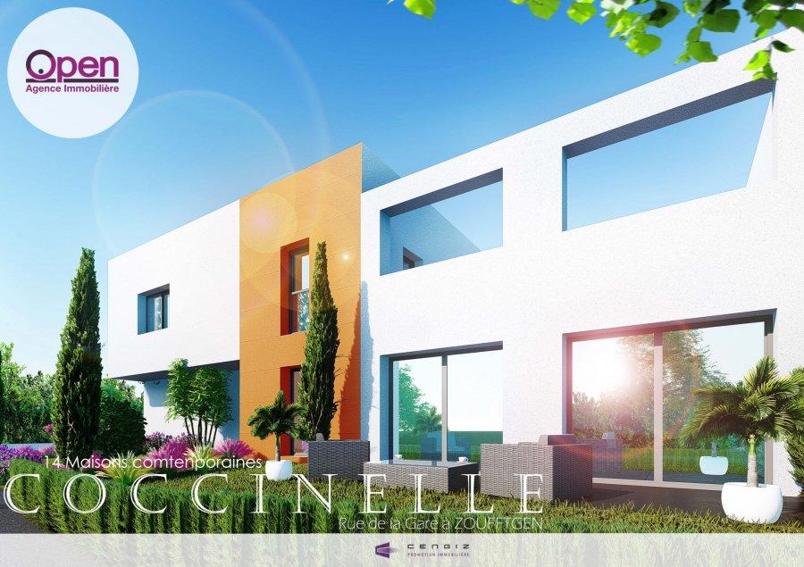 acheter maison 5 pièces 112.08 m² zoufftgen photo 1