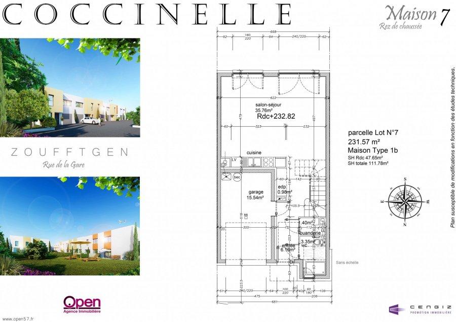 acheter maison 5 pièces 112.08 m² zoufftgen photo 2