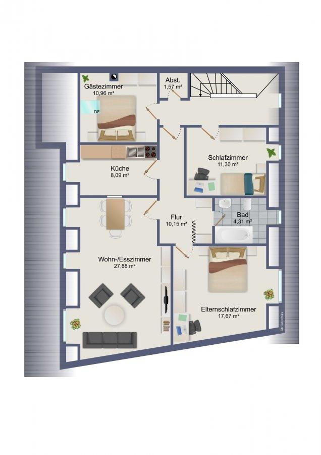 wohnung kaufen 4 zimmer 93 m² trier foto 2