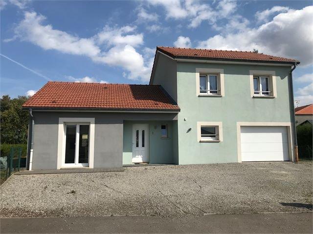 Maison à vendre F5 à Cosnes-et-romain
