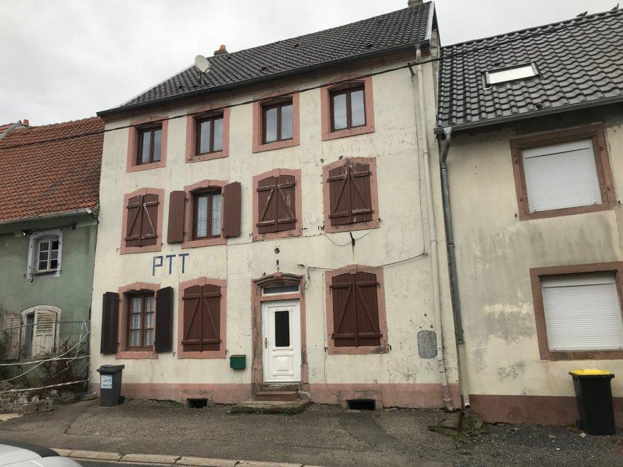 Maison à vendre F8 à Lixheim