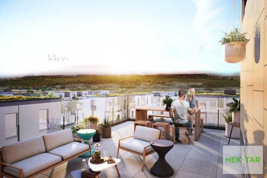 acheter penthouse 2 chambres 91 m² mertert photo 2