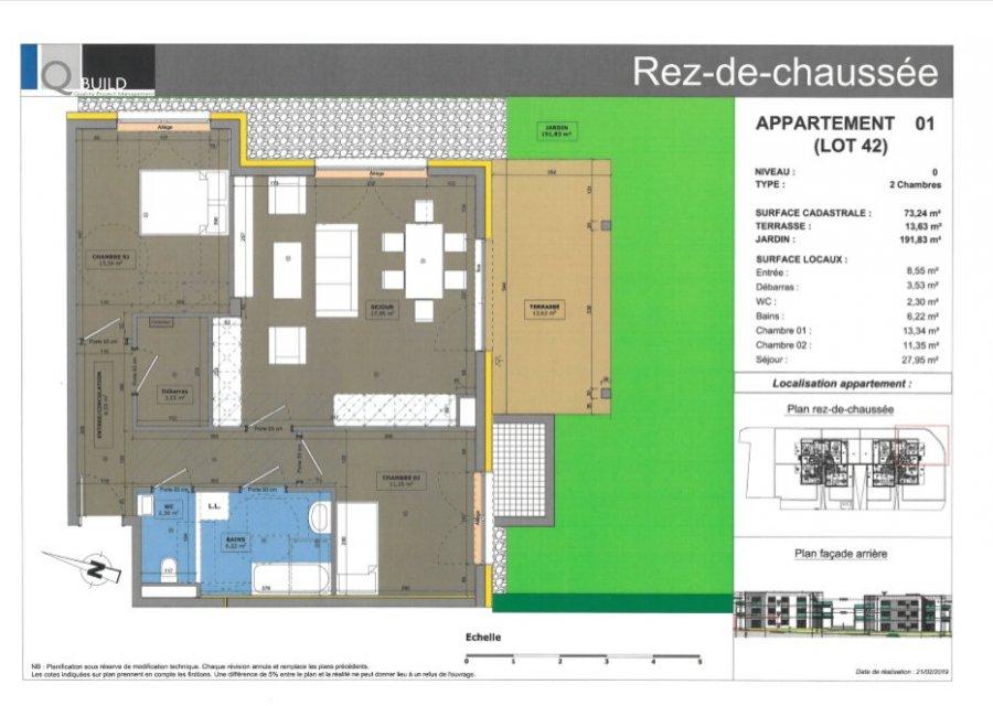 acheter appartement 4 pièces 73.24 m² cosnes-et-romain photo 1