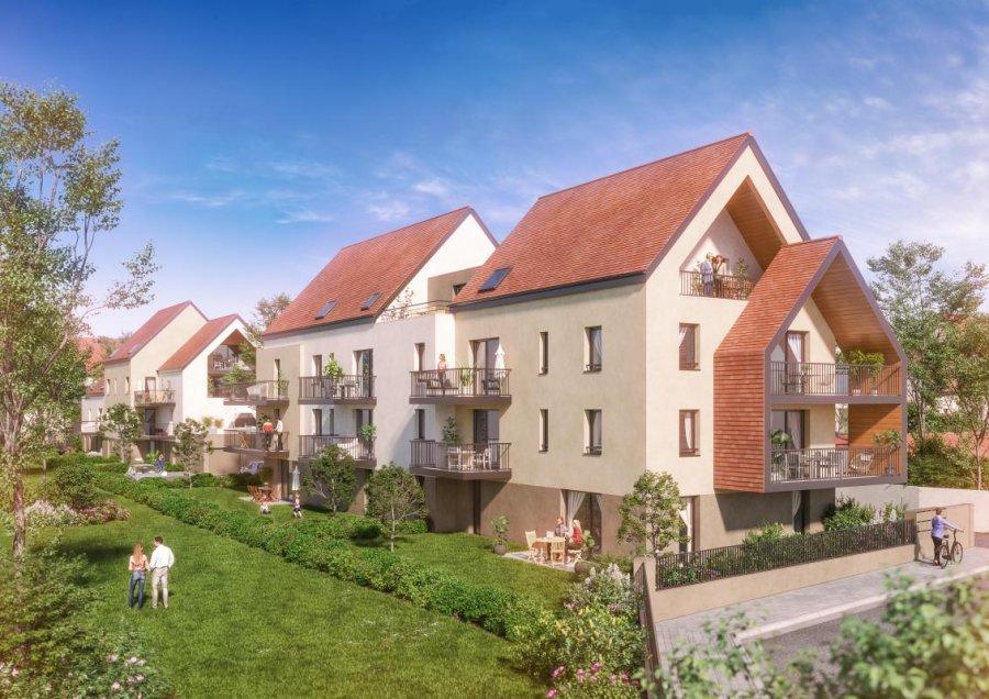 acheter appartement 4 pièces 74 m² benfeld photo 1