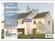 Maison jumelée à vendre 3 Chambres à Baschleiden - Réf. 6978548