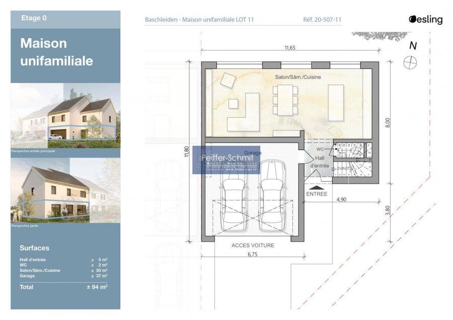doppelhaushälfte kaufen 3 schlafzimmer 140 m² baschleiden foto 5