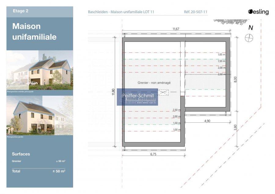 doppelhaushälfte kaufen 3 schlafzimmer 140 m² baschleiden foto 7