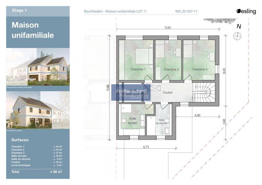 doppelhaushälfte kaufen 3 schlafzimmer 140 m² baschleiden foto 6