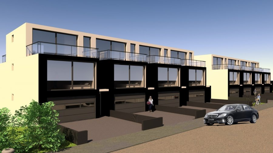 Maison mitoyenne à vendre 3 chambres à Moesdorf