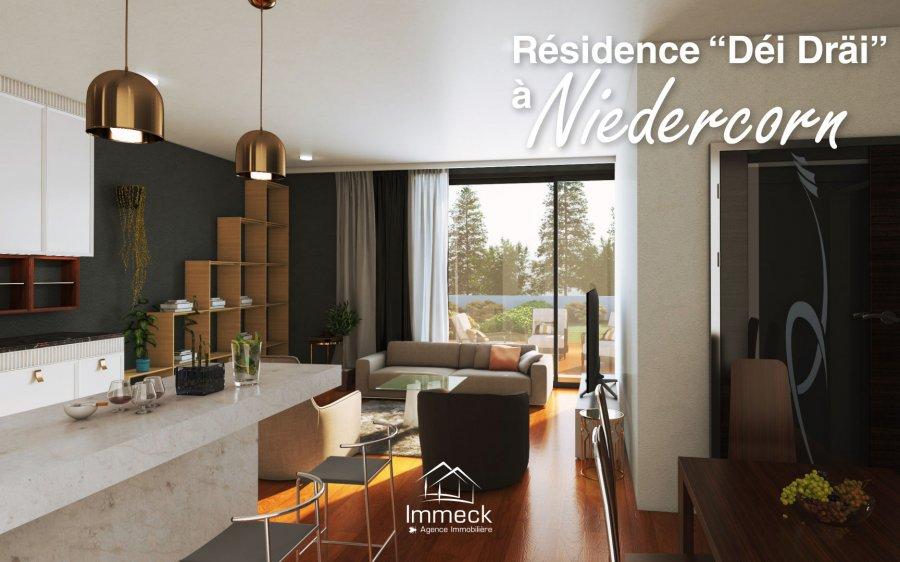 acheter appartement 2 chambres 79.35 m² niederkorn photo 2