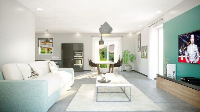 acheter maison 6 pièces 127 m² charmes photo 2