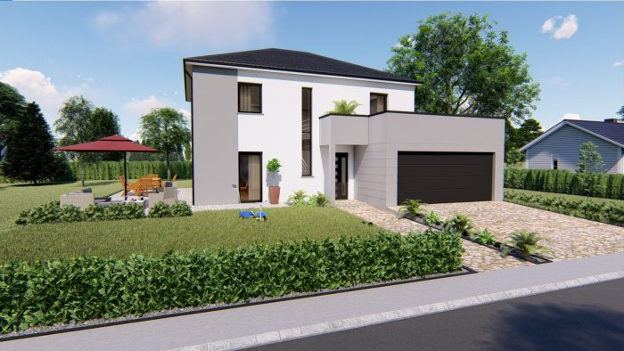 acheter maison 6 pièces 127 m² charmes photo 1