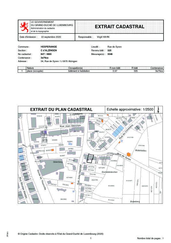 acheter maison 4 chambres 220 m² alzingen photo 6