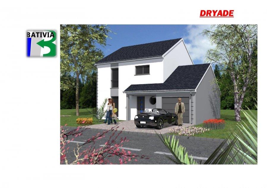Maison individuelle à vendre F6 à Chambley-Bussières