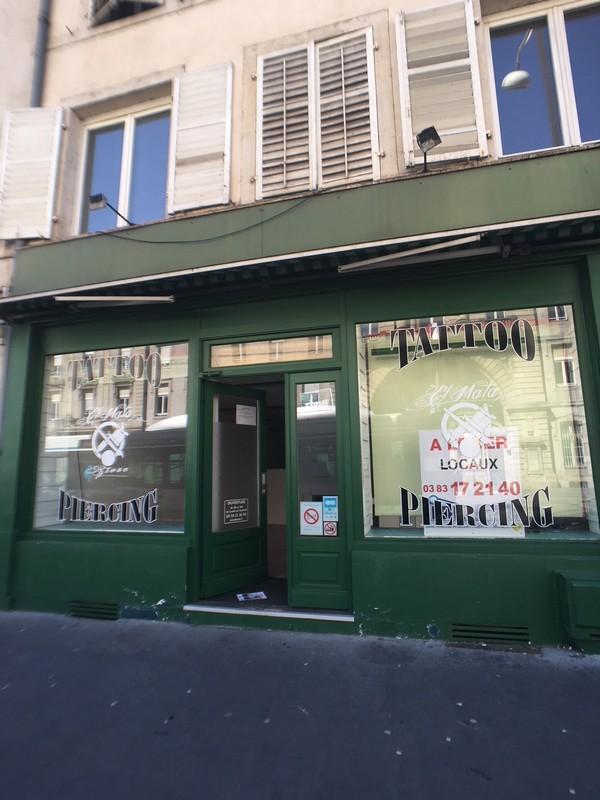 Local commercial à louer F2 à Nancy