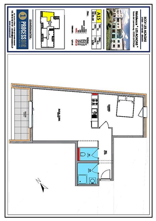 acheter appartement 2 pièces 57.63 m² cattenom photo 1