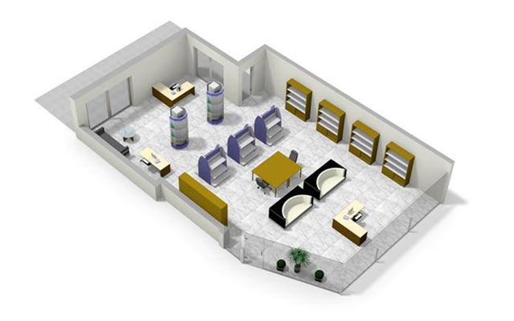 acheter local commercial 0 pièce 140 m² nivelles photo 3