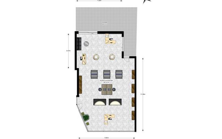 acheter local commercial 0 pièce 140 m² nivelles photo 1