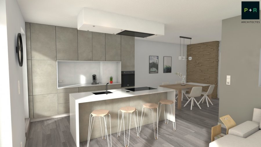 acheter duplex 3 chambres 121.14 m² capellen photo 4