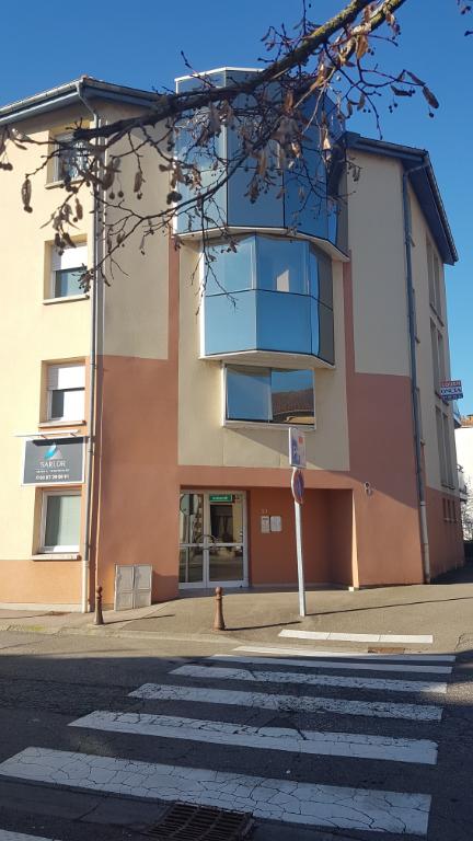 louer appartement 1 pièce 32 m² saint-avold photo 2
