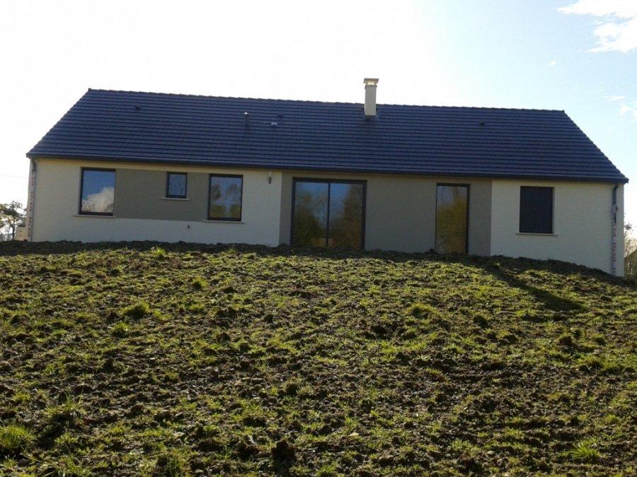 Maison individuelle en vente beaufay 110 m 153 504 for Maison individuelle a acheter