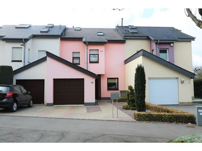 House for sale 4 bedrooms in Luxembourg-Bonnevoie - Ref. 6743813