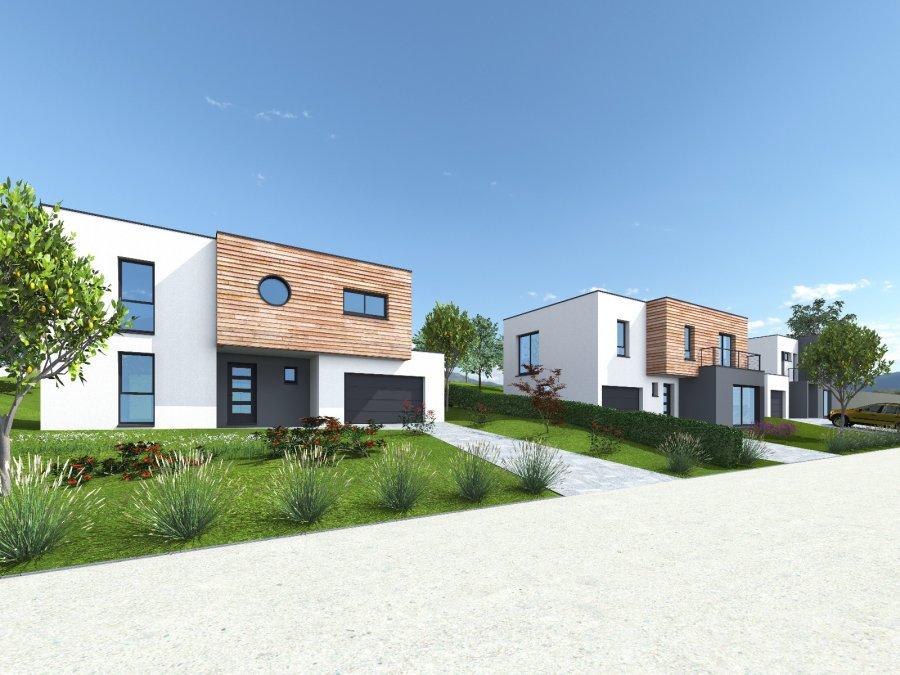 programme neuf jouy aux arches moselle rf 4597765 - Modele Maison Cubique Plain Pied Lorraine