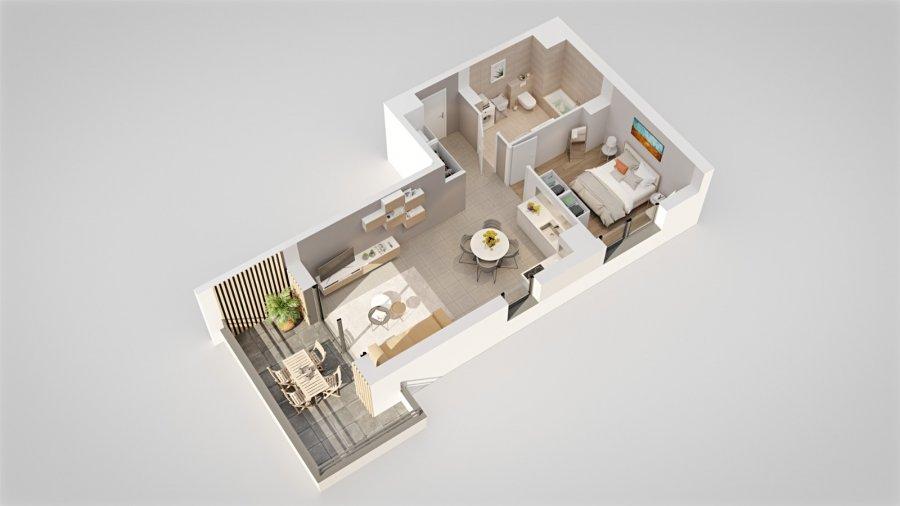acheter appartement 2 pièces 47.8 m² thionville photo 1