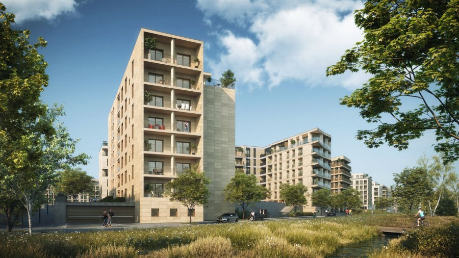 wohnanlage kaufen 0 schlafzimmer 68.7 bis 81.43 m² luxembourg foto 3