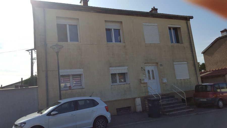Appartement à vendre F3 à Errouville
