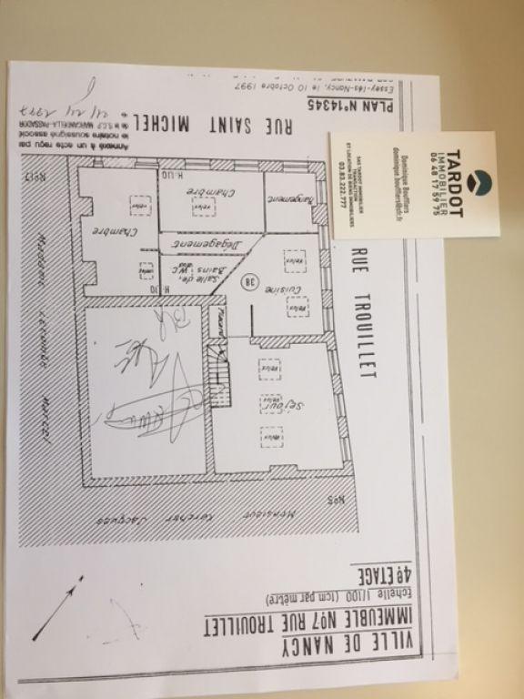 acheter appartement 3 pièces 91 m² nancy photo 4