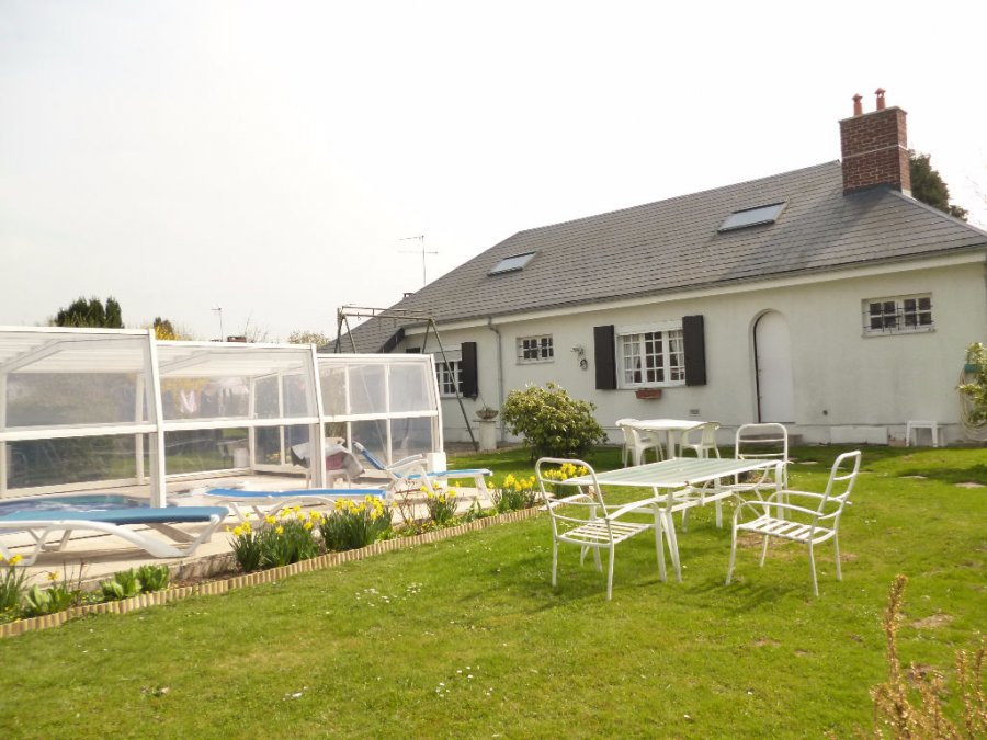 Bruyere immobilier for Piscine aulnoye aymeries