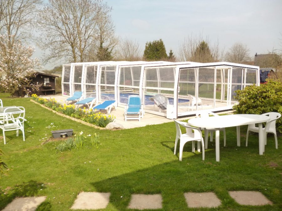 Bruyere immobilier for Aulnoye aymeries piscine